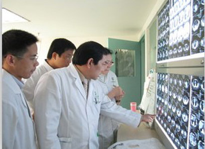 Assistance from Modern Cancer Hospital Guangzhou to A Indonesian Cervical Cancer Patient