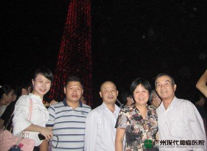 du ngoạn đêm trên sông Châu Giang