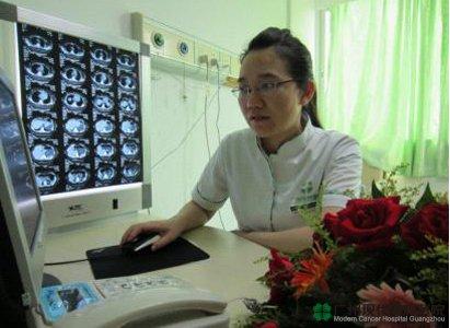 مستشفى قوانغتشو الحديث لبحث الأورام، داي ون يان