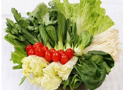 Why Vegetables Fight Cancer?