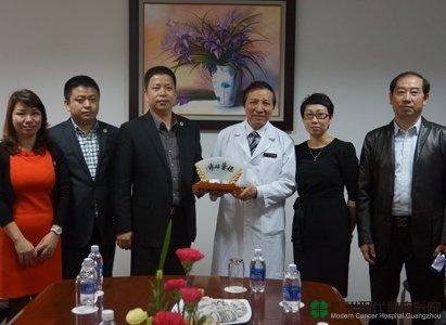 bệnh viện ung bứu Hiện đại Quảng Châu 2