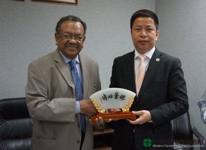 Chủ tịch tập đoàn Y tế Bác Ái
