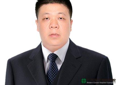 وانغ تسنغ هاي، مستشفى قوانغتشو الحديث لبحث الأورام