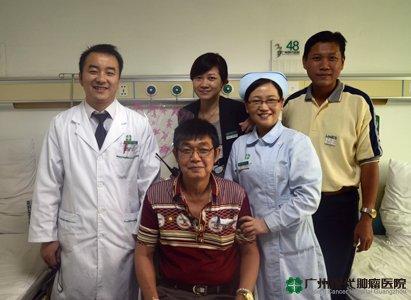 kidney cancer, Modern Cancer Hospital Guangzhou