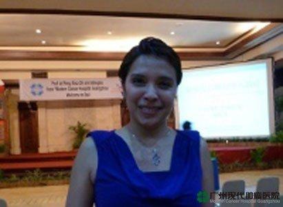 Tak Ingin Payudara Dipotong, Lisa Lawan Kanker ke Guangzhou