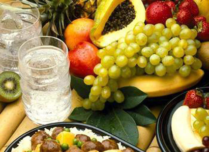 Dietary Principle for Ovarian Cancer Patients