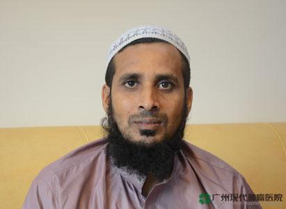 UDDIN MDSHI, Pasien Kanker Hati dari Bangladesh