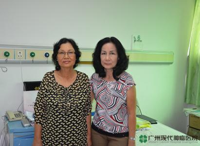 Pasien Vietnam dengan kanker laring Berbicara mengenai perjalanannya yang sulit
