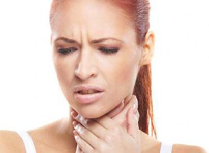 سرطان الحنجرة، أعراض سرطان الحنجرة