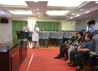 Modern Cancer Hospital Guangzhou, cancer treatment technology, Philippine Medical Association