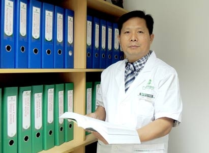 Wang Shuli,Oncologist,Cancer,Cancer Treatment,Modern Cancer Hospital Guangzhou