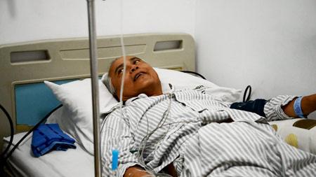 Kanker, Kanker usus, Modern Cancer Hospital Guangzhou