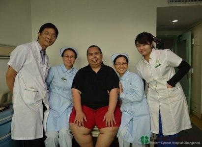 مستشفى الأورام الحديث قونغ جون , و سرطان الكلية