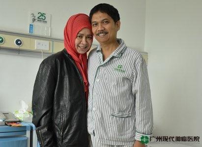 المستشفي الأورام الحديث قونغ جون ، سرطان القولون والمستقيم