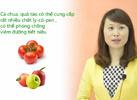 Cách dùng rau quả năm màu