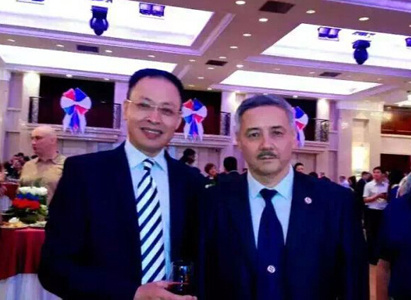 Reception Dinner of Russian National Day, Medical Cooperation, Modern Cancer Hospital Guangzhou