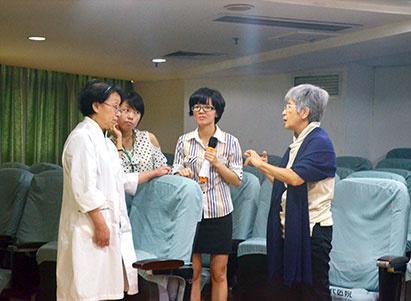 Sel imun, Imunoterapi, pengobatan kanker, Modern Cancer Hospital Guangzhou, penyuluhan