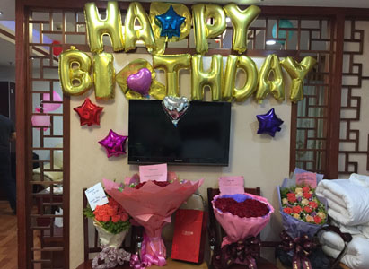 Modern Cancer Hospital Guangzhou, Colorectal Cancer, Mid-autumn Festival, Birthday
