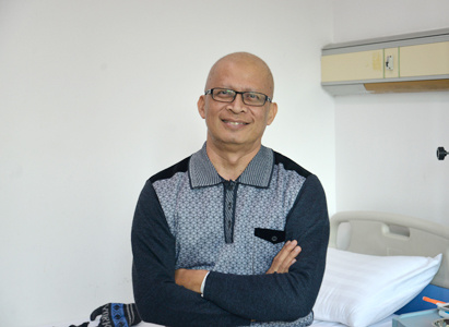 Modern Cancer Hospital Guangzhou, lung cancer, interventional therapy, cryotherapy, natural therapy, natural therapy, cancer treatment in China, lung cancer treatment