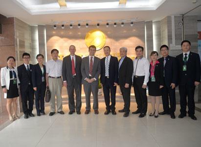 广州现代肿瘤医院,肿瘤,美国梅奥诊所,访问,肿瘤治疗