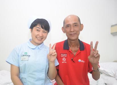广州现代肿瘤医院,鼻咽癌,鼻咽癌治疗,到中国治疗癌症,介入治疗