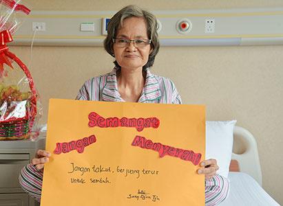Kanker Nasofaring, Pengobatan Kanker Nasofaring, Intervensi, Pengobatan Minimal Invasif, Terapi Ozon, Modern Cancer Hospital Guangzhou