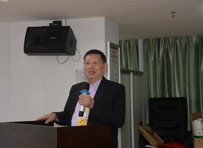 Modern Cancer Hospital Guangzhou, Filipino-Chinese Shin Lian Association, visit, exchange