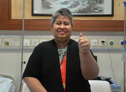 乳癌,乳癌治疗,乳腺癌复查,冷冻,广州现代肿瘤医院