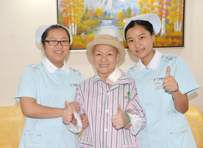 Cervical Cancer,interventional therapy, cryotherapy, natural therapy,Modern Cancer Hospital Guangzhou