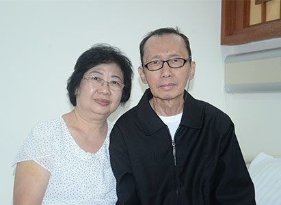 RIFIN WINATA OEI: Thank St. Stamford Modern Cancer Hospital Guangzhou for saving my life