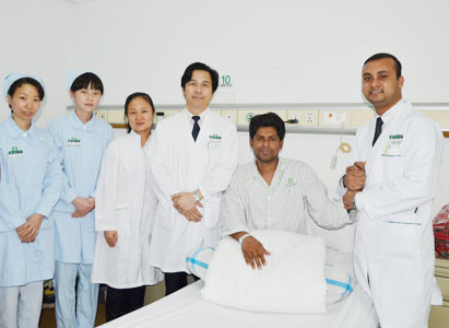 广州现代肿瘤医院,胃癌治疗
