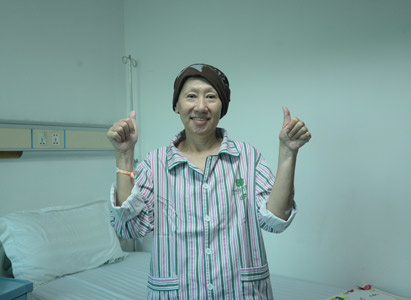 Liệu pháp can thiệp kết hợp liệu pháp dao lạnh, niềm hy vọng mới cho bệnh nhân ung thư phổi