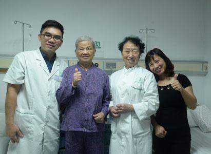 卵巢癌,卵巢癌治疗,介入疗法,自然疗法,圣丹福广州现代肿瘤医院, 到中国治疗癌症