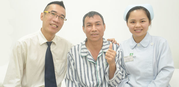 esophageal cancer, esophageal cancer treatment, interventional therapy, natural therapy, minimally invasive treatment for esophageal cancer, Modern Cancer Hospital Guangzhou