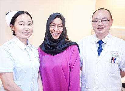 kanker paru, pengobatan kanker paru, Intervensi, Cryosurgery, St. Stamford Modern Cancer Hospital Guangzhou