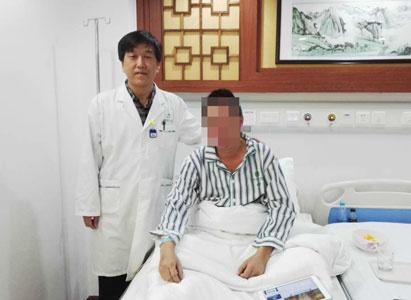 ung thư gan, điều trị ung thư gan, dao nano, Bệnh viện Ung thư St. Stamford Quảng Châu
