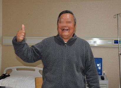 """Hai """"bí quyết vàng"""" chống lại ung thư của ông Trần: Điều trị bằng kĩ thuật xâm lấn tối thiểu tiên tiến và tâm lý lạc quan"""
