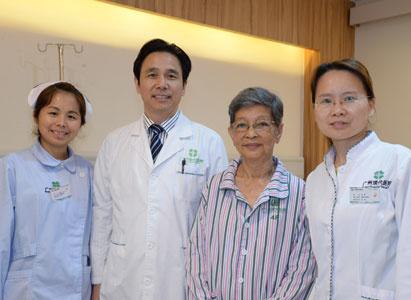 Ung thư đường ruột, điều trị bệnh ung thư đường ruột, điều trị xâm lấn tối thiểu, liệu pháp can thiệp, liệu pháp dao lạnh, liệu pháp thiên nhiên, liệu pháp quang động lực, Bệnh viện Ung thư St. Stamford Quảng Châu