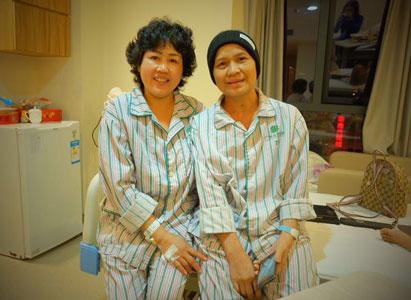 Ung thư vú, điều trị ung thư vú, liệu pháp xâm lấn tối thiểu, liệu pháp can thiệp, Bệnh viện Ung thư St.Stamford Quảng Châu