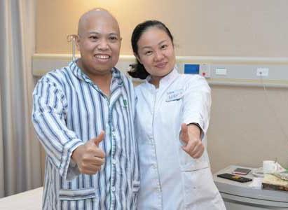 Ung thư lưỡi, điều trị ung thư lưỡi, liệu pháp can thiệp, liệu pháp miễn dịch sinh học, điều trị xâm lấn tối thiểu, Bệnh viện Ung thư St. Stamford Quảng Châu