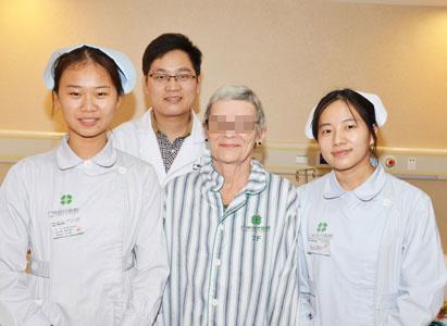 ung thư vú, điều trị ung thư vú, liệu pháp can thiệp, liệu pháp dao lạnh, liệu pháp vi sóng, Bệnh viện Ung thư St. Stamford Quảng Châu