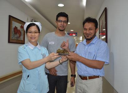 Tết Đoan Ngộ. Bệnh Viện Ung Thư St.Stamford Quang Châu, điều trị ung thư, đi nước ngoài điều trị ung thư