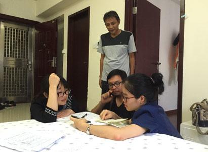 Tết Al-Fitr, Bệnh Viện Ung Thư St.Stamford Quảng Châu, hoạt động Tết Al-Fitr