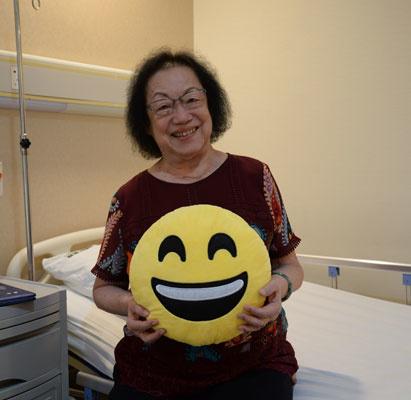 周月娥:与乳腺癌抗争7年,终于获得新生