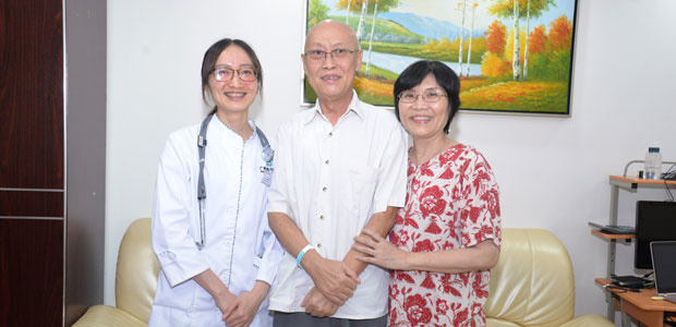 esophageal cancer, esophageal cancer treatment, photodynamic therapy, interventional therapy, minimally invasive therapy, St. Stamford Modern Cancer Hospital Guangzhou