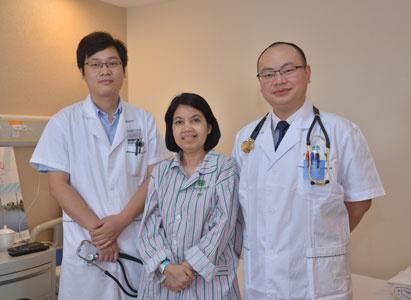 Ung thư vòm họng, triệu chứng ung thư vòm họng, kĩ thuật điều trị xâm lấn tối thiểu, Bệnh viện ung thư St.Stamford Quảng Châu