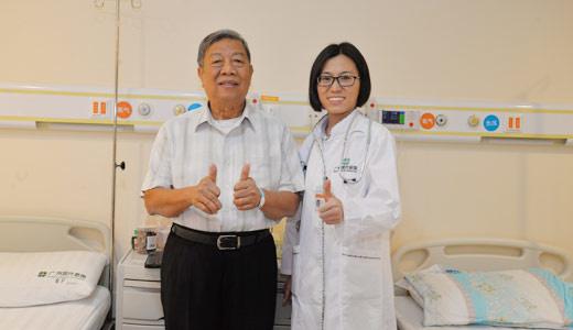Ung thư xoang hàm mặt, điều trị ung thư, điều trị can thiệp, điều trị xâm lấn tối thiểu, Bệnh viện Ung thư St. Stamford Quảng Châu, ung thư