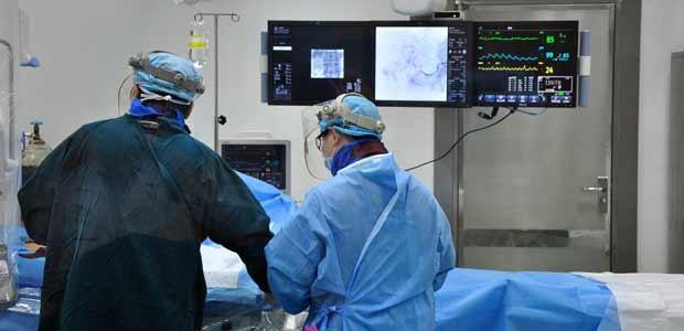介入治疗,圣丹福广州现代肿瘤医院,微管超选,精准医疗,肝癌,微创治疗