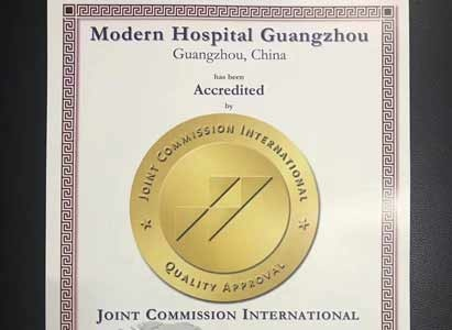 Gold JCI Accreditation Certification arrived, quality care recognized