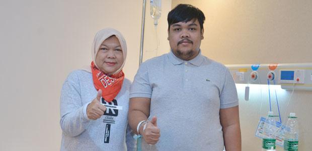 มะเร็งมะเร็งต่อมน้ำเหลืองชนิดHodgkin,คีโมเฉพาะจุด,เทคนิคการใช้ความเย็น,การฝังแร่, โรงพยาบาลโรคมะเร็งสมัยใหม่กวางโจว St. Dan Fu
